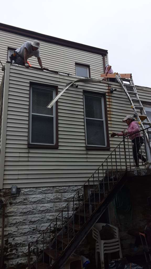 Siding Replacement Service in the Bronx Project Shot 1
