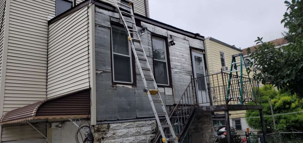 Siding Replacement Service in the Bronx Project Shot 2
